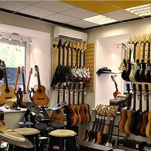 Музыкальные магазины Можайска