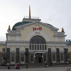 Железнодорожные вокзалы Можайска